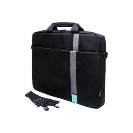 """Сумка для ноутбука 15.6"""" PCPet PCP-1001TQ полиэстер черный"""