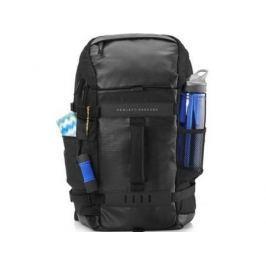 """Рюкзак для ноутбука 15.6"""" HP L8J88AA Odyssey серый/черный"""