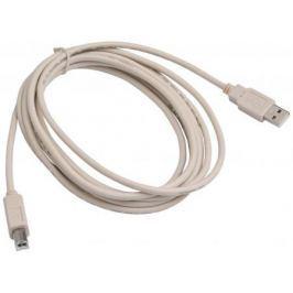 Кабель USB 2.0 AM-BM 3.0м Buro USB2.0-AM/BM-3