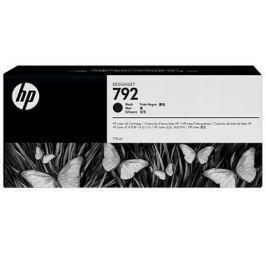 Картридж HP CN705A №792 для Designjet L26500 черный 775мл