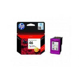 Картридж HP №46 CZ638AE для Deskjet Ink Advantage 2020hc Printer / 2520hc AiO трехцветный