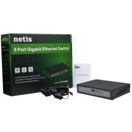 Коммутатор Netis ST3108GM 8-портовый 10/100/1000 Мбит/с