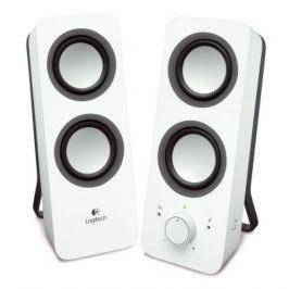 Колонки Logitech Z200 White (980-000811)