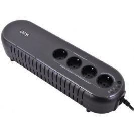 Источник бесперебойного питания Powercom WOW-1000U 1000VA/500W USB,(3+1 Euro output)