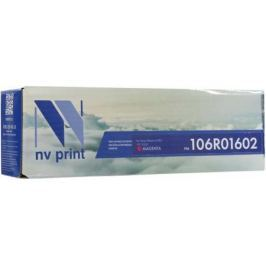 Картридж NV-Print 106R01602 для Xerox Phaser 6500/WC 6505 пурпурный