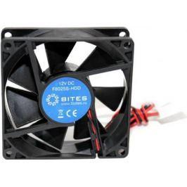 Вентилятор 5bites F8025S-2 80x80x25 2pin 23dB 2000rpm