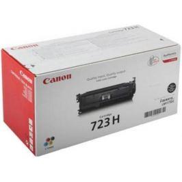 Лазерный картридж Canon 723 BK H для LBP 7750/7750CDN 10000стр. черный