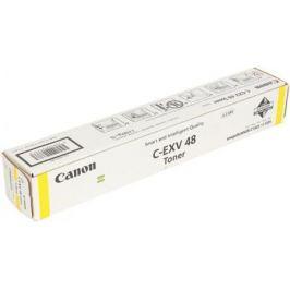 Тонер Canon C-EXV 48 для iR C1325iF/1335iF 11500стр желтый 9109B002