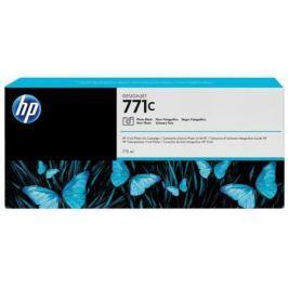 Струйный картридж HP B6Y13A №771С черный для HP Designjet Z6200