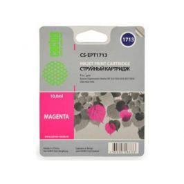 Струйный картридж Cactus CS-EPT1713 пурпурный для Epson Expression Home XP-33/103/203/207/303/306/403/406