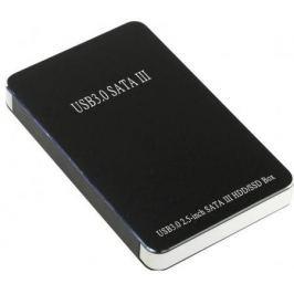 """Салазки для жесткого диска (mobile rack) для HDD 2.5"""" SATA Orient 2567 U3 USB3.0 черный"""