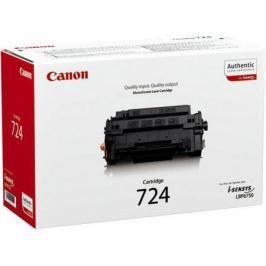 Картридж Canon 724 для LBP6750dn черный 6000 страниц
