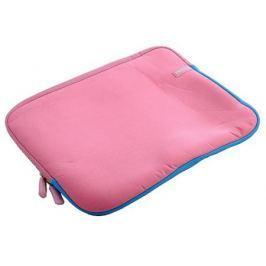 """Чехол для ноутбука 12"""" PORTCASE KNP-12 PN розово-голубой"""
