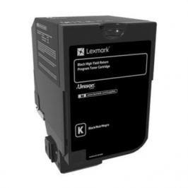 Картридж Lexmark 74C5SKE для CX725de CX725dhe CS725de CS720de черный 7000стр