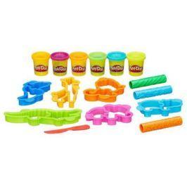 Набор для творчества Hasbro Play-Doh Весёлые сафари B1168