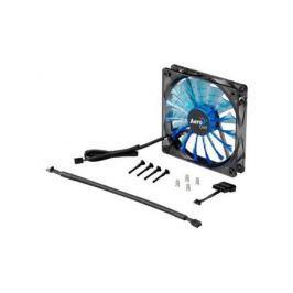 Вентилятор Aerocool Shark Blue Edition 140 мм (EN55468)