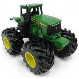 Трактор Tomy John Deere - Monster Treads зеленый