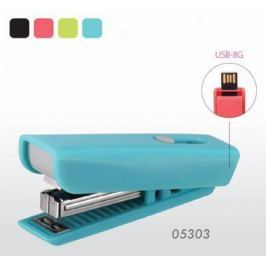 Степлер Kw-Trio 053034 8G USB Twist N10 50скоб10листов пластик