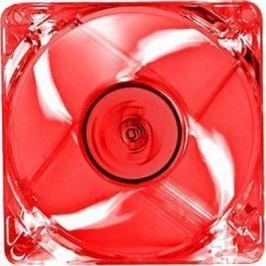 Вентилятор Deepcool XFAN 120 L/R 120x120x25 3pin 26dB 1300rpm 120g красный LED