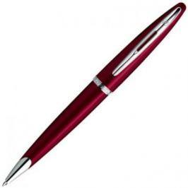 Шариковая ручка Waterman Carene чернила синие корпус красный S0839620