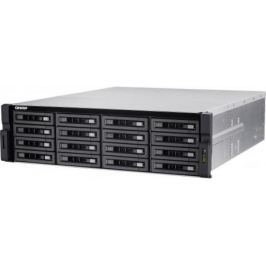 Сетевое хранилище QNAP TS-EC1680U-E3-4GE-R2 16 отсеков для жестких дисков