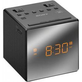 Часы с радиоприемником Sony ICF-C1T черный