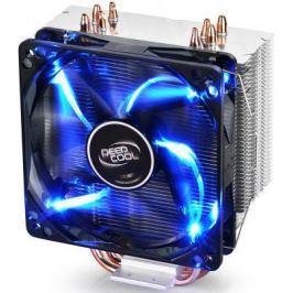 Кулер для процессора Deep Cool GAMMAXX 400 Socket 775/1155/1156/2011/1366/FM1/FM2/AM3/AM2+/939/754 медь