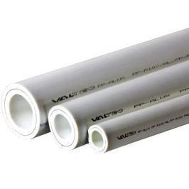 ТРУБА PP- ALUX, арм. алюминием, PN 25, 32 MM (белый, по 2м)