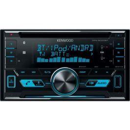 Автомагнитола Kenwood DPX-5000BT USB MP3 CD FM 2DIN 4х50Вт черный
