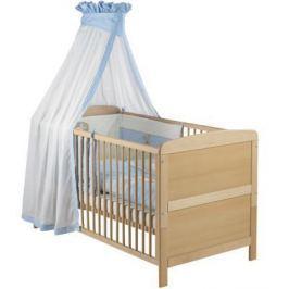 Кроватка-трансформер Geuther Pascal (натуральный-белый)