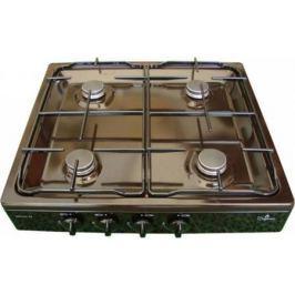 Газовая плита Darina L NGM441 03B коричневый