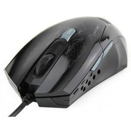 Мышь проводная Crown CMXG-1100 BLAZE чёрный USB