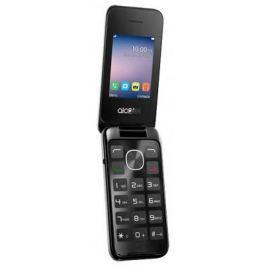 Мобильный телефон Alcatel 2051D серебристый (2051D-3AALRU1)