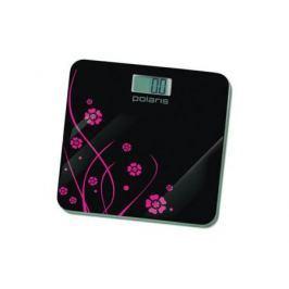 Весы напольные Polaris PWS 1523DG чёрный фиолетовый