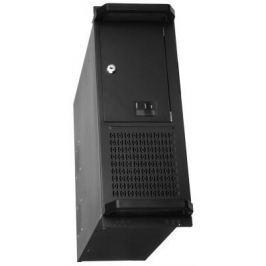 Серверный корпус 4U Exegate EX254716RUS 4U4019S/4U450-16 Без БП чёрный