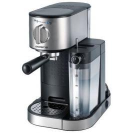 Кофеварка Polaris PCM 1519AE серебристый