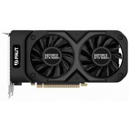 Видеокарта 4096Mb Palit GeForce GTX1050Ti Dual OC 4G PCI-E 128bit GDDR5 DVI HDMI DP HDCP Retail NE5105TS18G1-1071D