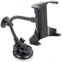 """Автомобильный держатель Ginzzu GH-685 для планшетов 8""""-10.1"""" крепление на стекло"""