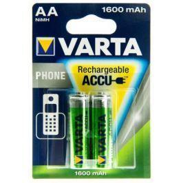 Аккумуляторы Varta Phone Power 1600 mAh AA 2 шт