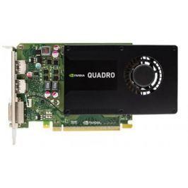 Видеокарта 4096Mb PNY Quadro K2200 PCI-E DVI 2хDP VCQK2200-T OEM