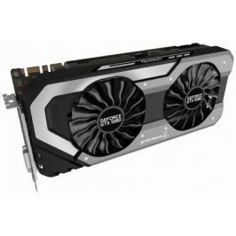 Видеокарта 8192Mb Palit GeForce GTX1080 JetStream PCI-E 256bit GDDR5X DVI HDMI DP PA-GTX1080 Jetstream 8G Retail NEB1080015P2-1040J