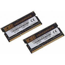 Оперативная память SO-DIMM DDR3 Corsair 8Gb (pc-12800) 1600MHz Corsair, Kit of 2 (CMSX8GX3M2A1600C9)