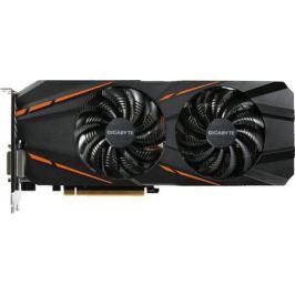Видеокарта 6144Mb Gigabyte GeForce GTX1060 PCI-E 192bit GDDR5 DVI HDMI DP HDCP GV-N1060D5-6GD Retail
