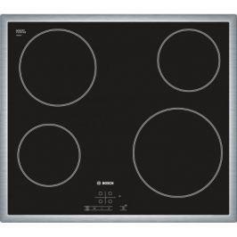 Варочная панель электрическая Bosch PKE645B17 черный