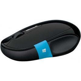 Мышь беспроводная Microsoft Sculpt Comfort чёрный Bluetooth H3S-00002