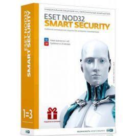 Антивирус ESET NOD32 Smart Security продление на 20 месяцев или новая на 12 мес на 3 устройства NOD32-ESS-2012RN(BOX)-1-1