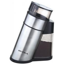 Кофемолка Supra CGS-532 150 Вт серебристый