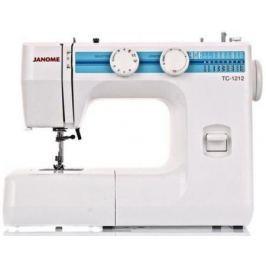 Швейная машина Janome TC 1212 белый