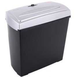 Шредер Geha X5-4x40 Home & Office уровень 3/фр4х40мм/5лист/11/Уничт:скрепки, скобы, пл.карты