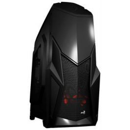 Корпус ATX Aerocool Cruisestar Advance Без БП чёрный 958119
